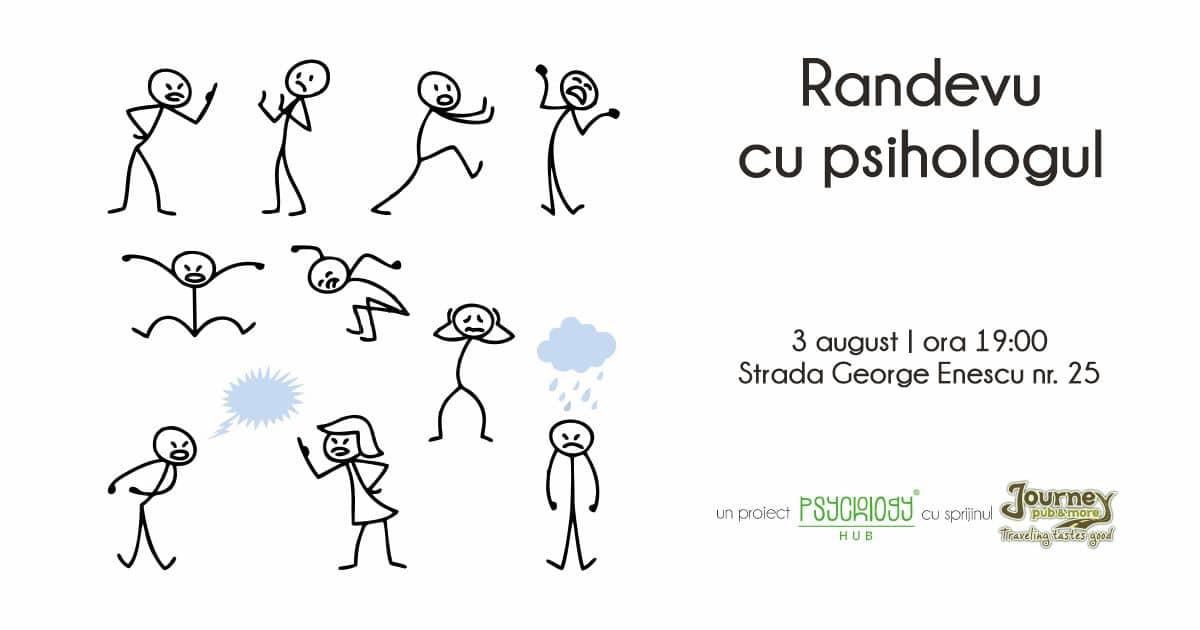 randevu cu psihologul bucuresti 3 august 2021 fb